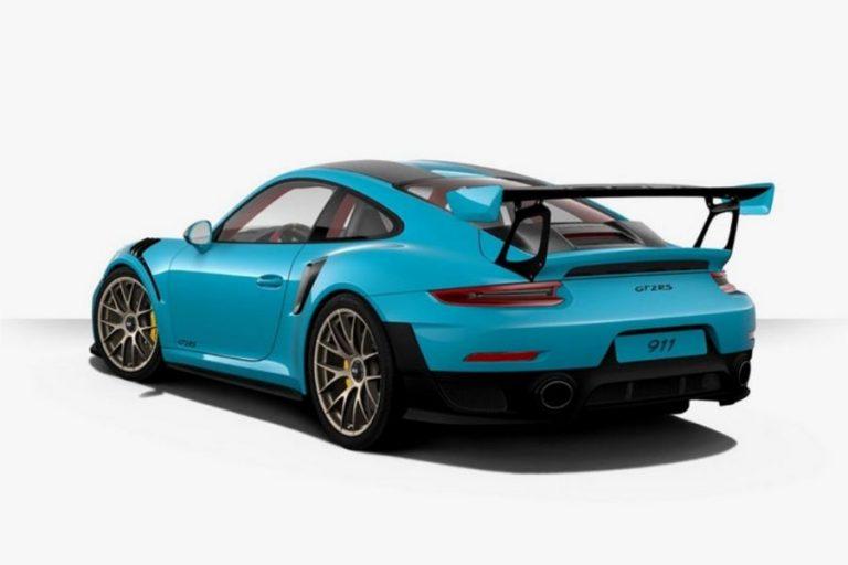 Porsche 911 phiên bản mạnh nhất lịch sử về Việt Nam với giá 19,1 tỷ đồng