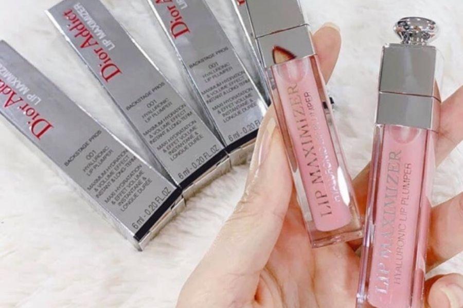 Son Dưỡng Dior Collagen Addict Lip