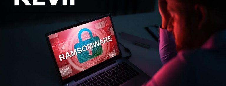 Thông báo đòi tiền chuộc trên máy tính nhiễm GandCrab