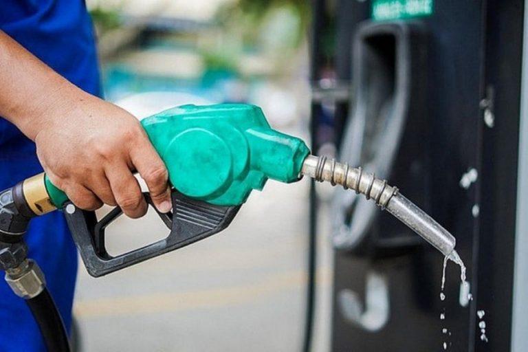 giá xăng dầu tăng nóng