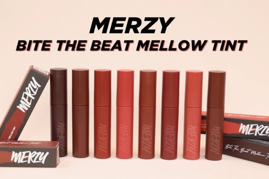 Merzy Bite The Beat Mellow Tint